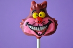 Cheshire Cat Cake Pop