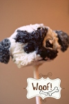 Woof Cake Pops