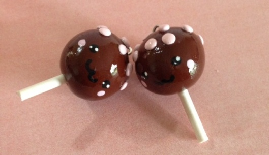 Marshfellows - Cake Pop Charms