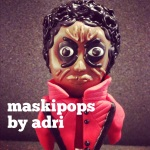 Michael Jackson Thriller Cake Pop